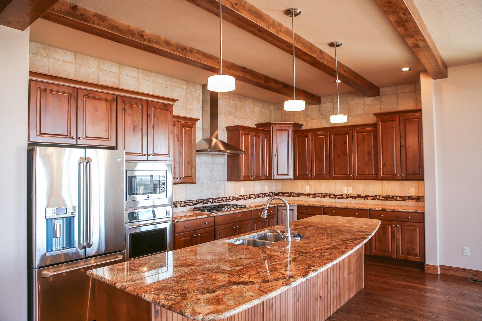 Island Style New Home Colorado
