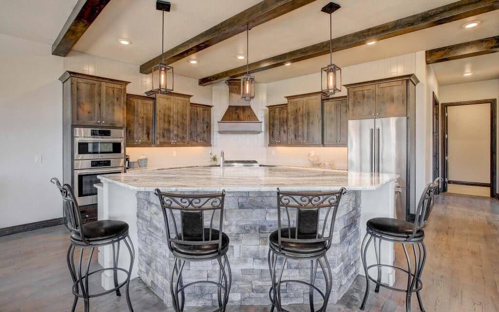 kitchen foxwood