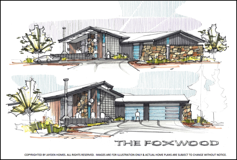 FOXWOOD BY JAYDEN HOMES
