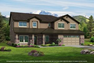 The Cobblestone by Jayden Homes