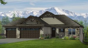 new custom homes colorado springs