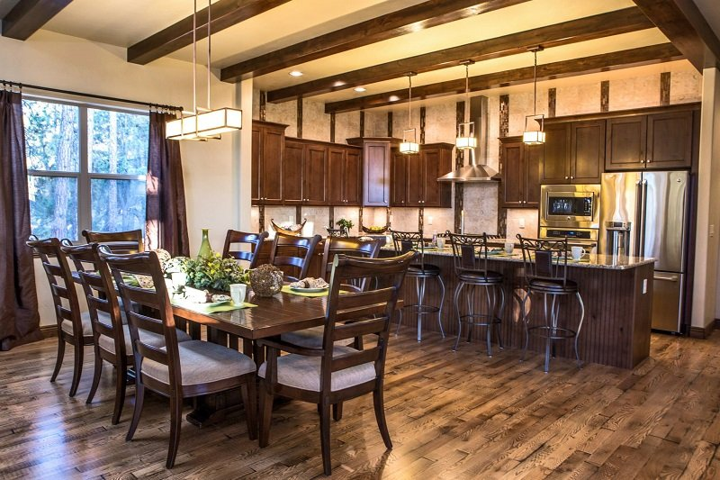 The Grandview by Jayden Homes kitchen