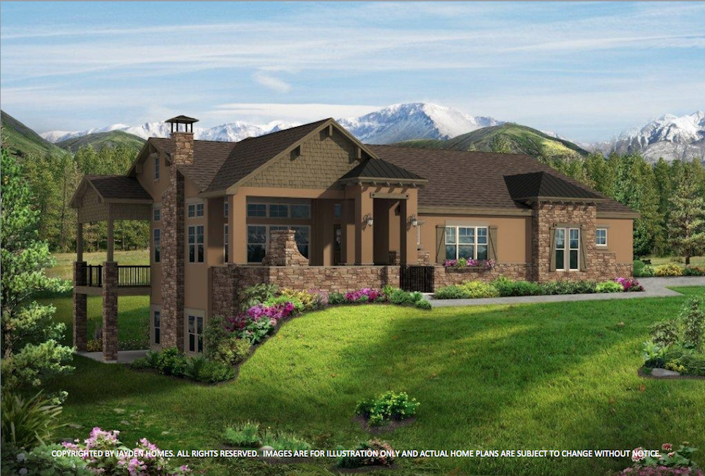 GRANDVIEW PRAIRIE CRAFTSMAN BY JAYDEN HOMES