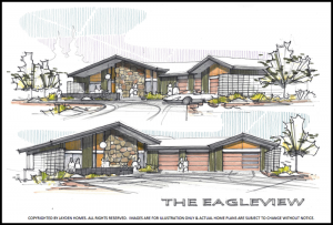 THE EAGLEVIEW BY JAYDEN HOMES
