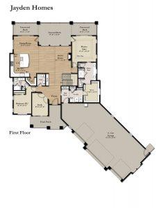 Jayden Homes_Parade_20190315_First Floor