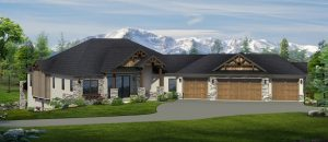 Custom Homes in Colorado Springs